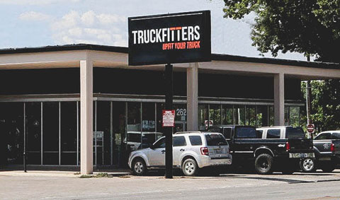 Truck Accessory Shop - Truckfitters in Elmendorf, Texas 78112