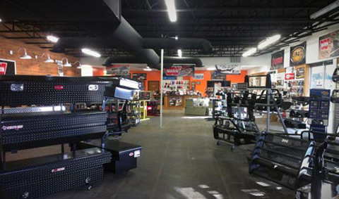 Truck Accessory Shop - Truckfitters in Irving, TX