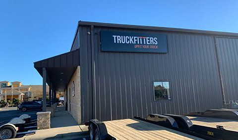 Truck Accessory Shop - Truckfitters in Stallings, NC