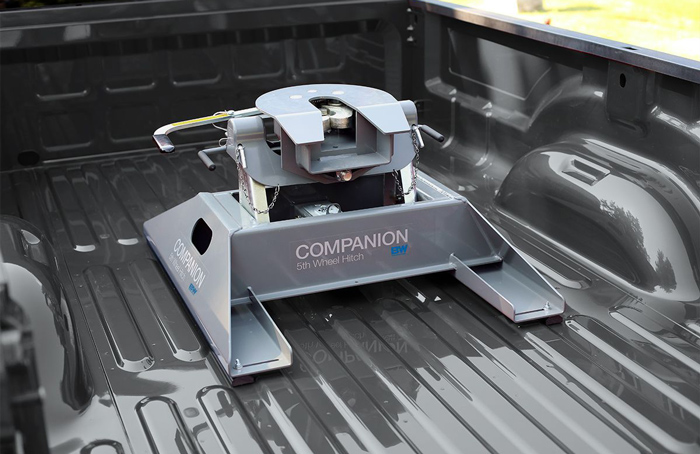 B&W 5th Wheel Trailer Hitch